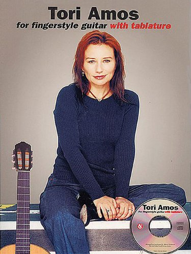 9780825616945: Tori Amos: For Fingerstyle Guitar with Tablature