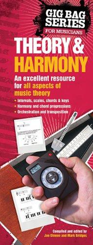 9780825617010: Theory and Harmony - Gig Bag Series (Gig Bag Books)