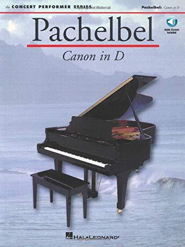 9780825617515: Pachelbel: Canon in D: Concert Performer Series (The Concert Performer Series)