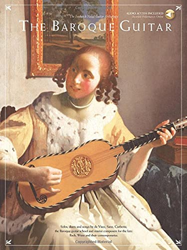 9780825618116: The Baroque Guitar (Frederick Noad Guitar Anthology)