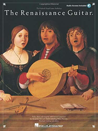 9780825618130: The Renaissance Guitar (The Frederick Noad Guitar Anthology)