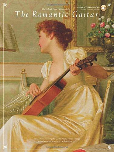9780825618147: The Romantic Guitar