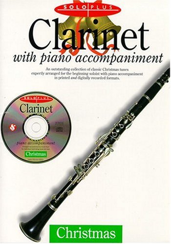 9780825618161: Solo Plus: Christmas: Clarinet With Piano Accompaniment