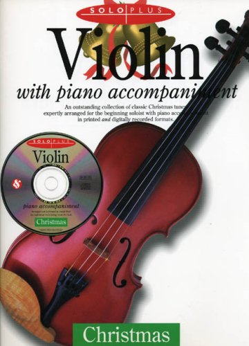 9780825618208: Solo Plus: Christmas: Violin With Piano Accompaniment