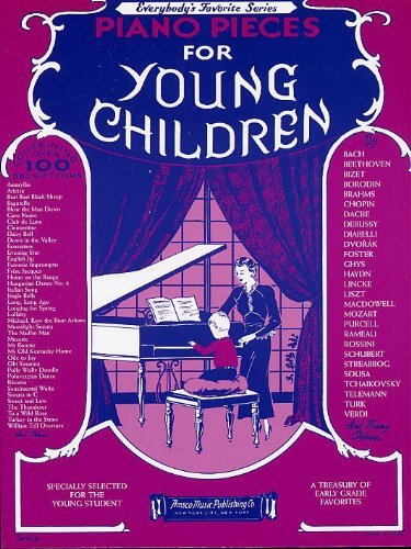9780825618222: Piano Pieces for Young Children (Everybody's Favorite (Unnumbered))