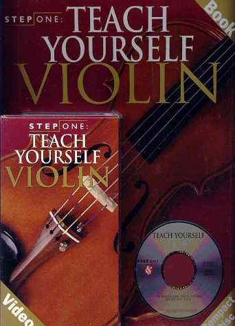 Step One: Teach Yourself Violin (with CD and Video): Various