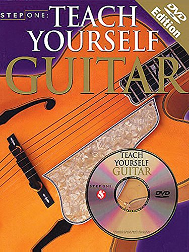 9780825618901: Step One: Teach Yourself Guitar Book (DVD Edition)