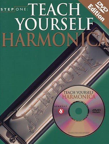 9780825618925: Step One: Teach Yourself Harmonica