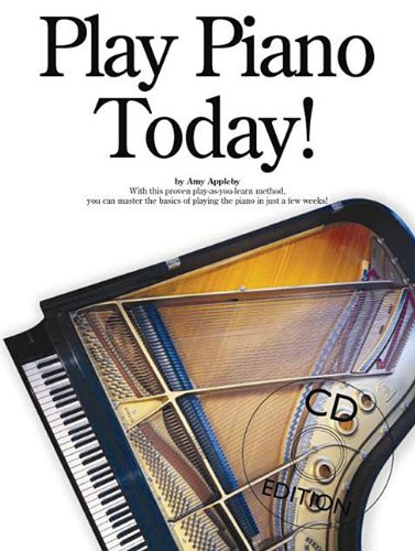9780825618949: Play Piano Today!