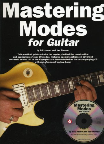 9780825619038: Mastering Modes for Guitar