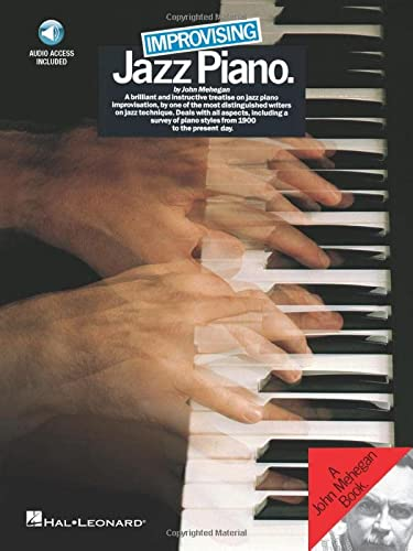 9780825619137: Improvising Jazz Piano