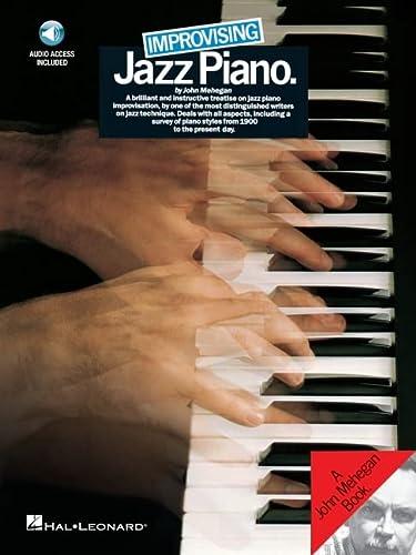 9780825619137: Improvising Jazz Piano