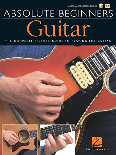 Absolute Beginners Pack : Guitar: Amsco Music Staff