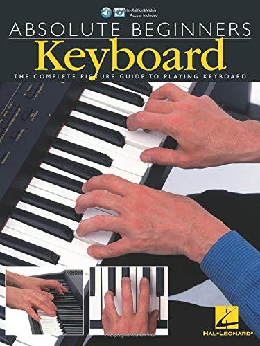 9780825619236: Absolute Beginners - Keyboard: Book/DVD Pack