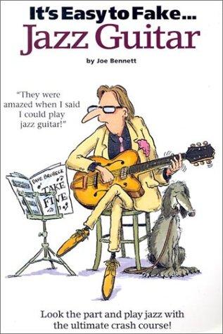 9780825619267: It's Easy To Fake...Jazz Guitar