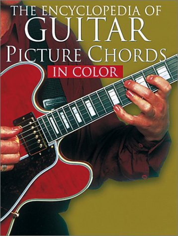 9780825619311: The Encyclopedia of Guitar Picture Chords in Color (Guitar Chord Books in Color)