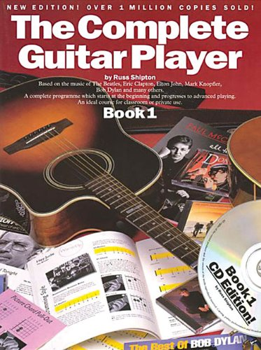 9780825619335: NEW COMPLETE GUITAR PLAYER BK 1/CD