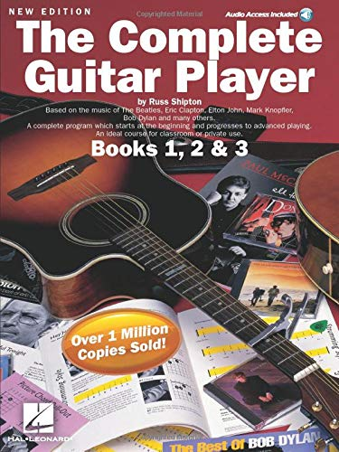 9780825619366: The Complete Guitar Player Books 1, 2 & 3: Omnibus Edition
