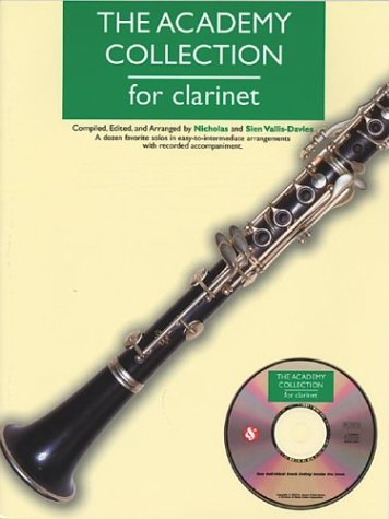 9780825619465: Academy Collection: Clarinet (Academy Collections)