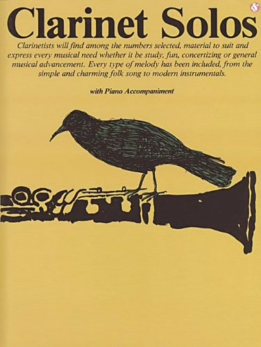 9780825620287: Clarinet Solos: Everybody's Favorite Series, Volume 28