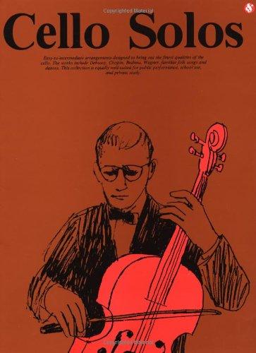 9780825620409: Cello Solos