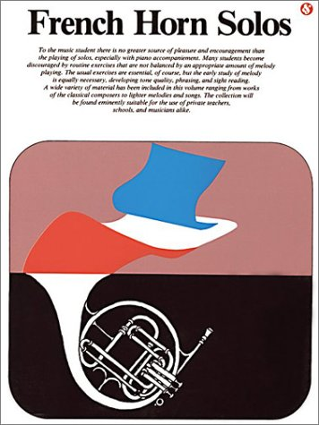 9780825620515: French Horn Solos (Book 4)