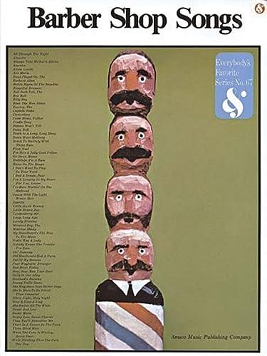 9780825620676: Barber Shop Songs