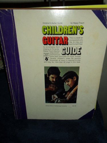 Children's Guitar Guide: Traum, Happy