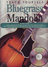 9780825621857: Teach Yourself Bluegrass Mandolin
