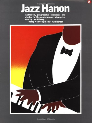 Jazz Hanon (Hanon Series): Leo Alfassy