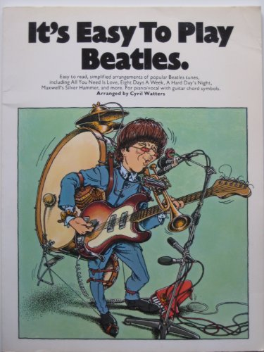 9780825622434: It's Easy to Play Beatles