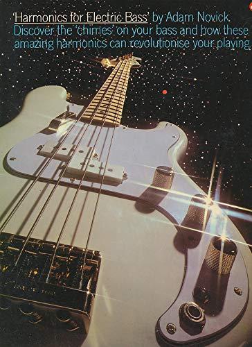 9780825622670: Harmonics for Electric Bass