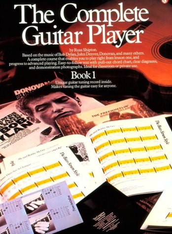 9780825623226: Complete Guitar Player: Book 1