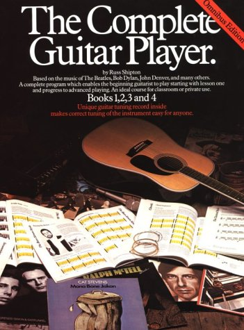 9780825623264: Complete Guitar Player, Omnibus Edition (4 Books)