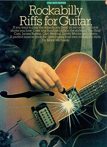 9780825623301: Rockabilly Riffs for Guitar