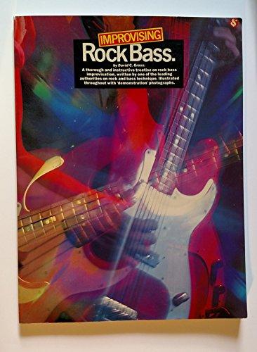9780825623431: Improvising Rock Bass