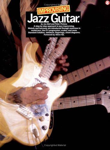 9780825623486: Improvising Jazz Guitar
