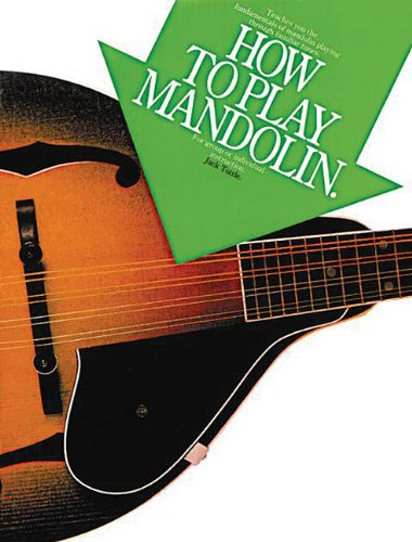 9780825623547: How to Play Mandolin