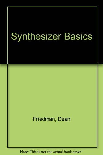 9780825624094: Synthesizer Basics