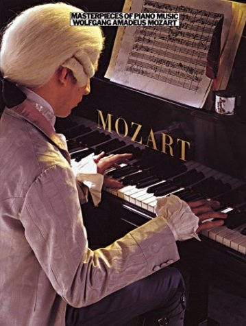 Masterpieces Of Piano Music: Mozart: Music Sales Corporation,
