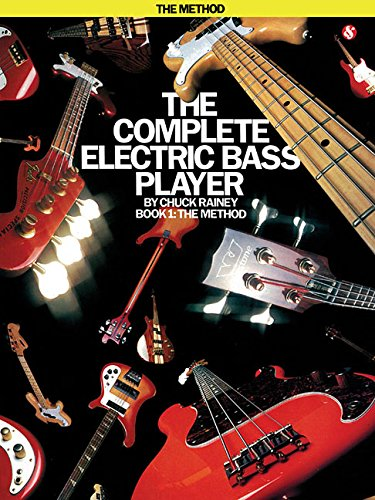9780825624254: Complete Electric Bass Guitar Player: The Method: The Method Book 1 (Complete Electric Bass Player)