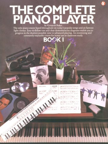 9780825624346: The Complete Piano Player Book 1