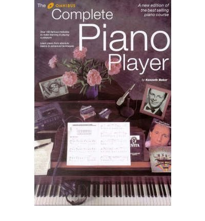 9780825624360: The Complete Piano Player