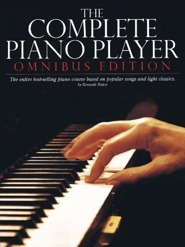 9780825624391: The Complete Piano Player: Books 1,2,3,4, and 5 (Complete Piano Player Series)