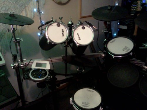 9780825624407: Electronic Drums