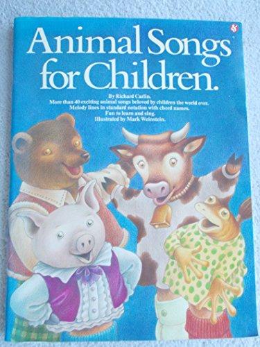 9780825624414: Animal Songs for Children