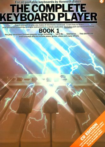 9780825624452: The Complete Keyboard Player: Book 1