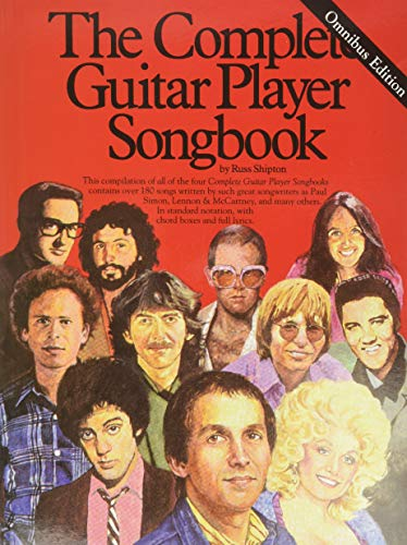 9780825625367: The Complete Guitar Player Songbook - Omnibus Edition