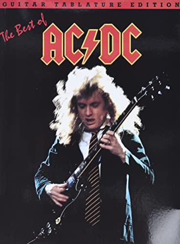 9780825625824: The Best of AC/DC: Guitar Tab