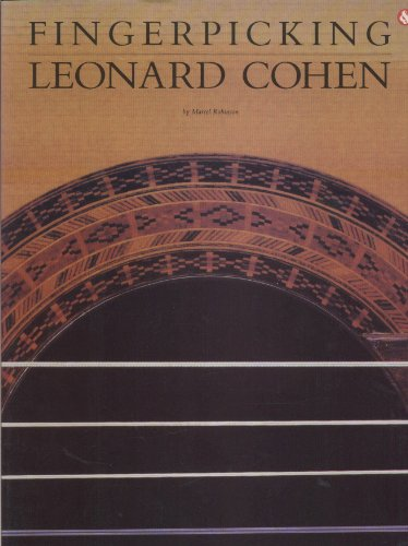 9780825625862: Fingerpicking: Leonard Cohen